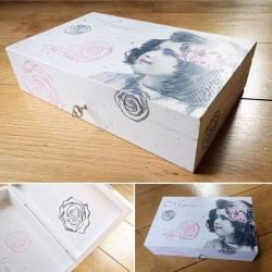 szkatułka na pamiątki